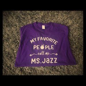 Tops - Teacher T-Shirt